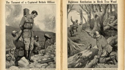 1916 WW1 Magazine SOMME Royal Fusiliers CHARLES FRYATT Fromelles Trenches WAR (4010)